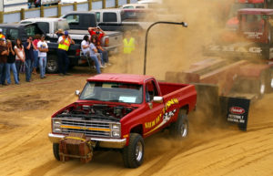 Truck Pull – Pine County Fair